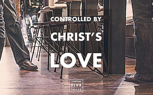 2 Corinthians 5 - Vision - June 2014
